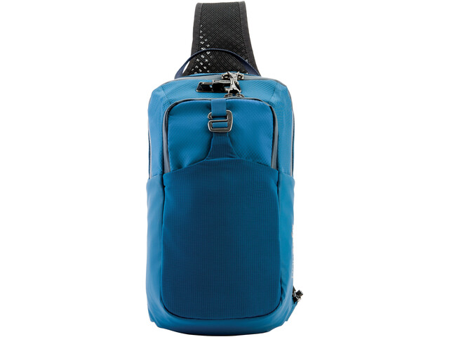 Pacsafe Venturesafe X Sling Pack, blue steel